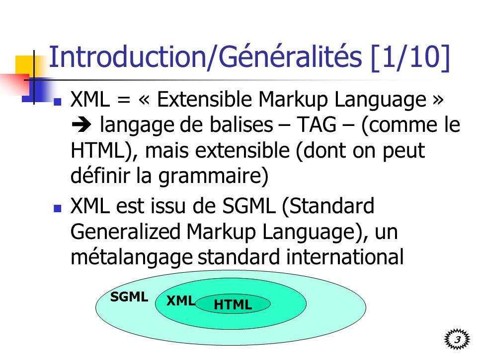 Introduction/Généralités [1/10]